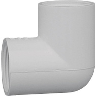 Genova 33707 3/4 Inch PVC 90 Degree Female Threaded Elbow