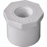 Genova 34245 1-1/4 By 1/2 Inch PVC Reducing Bushing Spigot X FIP