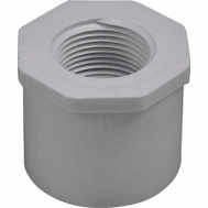 Genova 34247 1-1/4 By 3/4 Inch PVC Reducing Bushing Spigot X FIP
