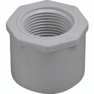 Genova 34250 1-1/2 By 1 Inch PVC Reducing Bushing Spigot X FIP