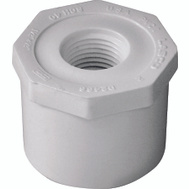 Genova 34255 1-1/2 By 1/2 Inch PVC Reducing Bushing Spigot X FIP