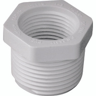 Genova 34317 1 By 3/4 Inch PVC Reducing Bushing MIP X FIP