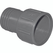 Lasco Fittings 350315 1-1/2 Inch Poly Insert Female Adapter Insert X FIP
