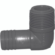 Genova or sub 352810 1 Inch Poly Insert Combo Male Elbow Insert X MIP
