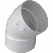 Genova 40640 4 Inch 45 Degree Elbow