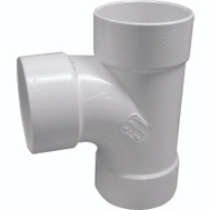 Genova 41140 4 Pvc S And D Sanitary Tee
