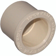 Genova 50275 C Pvc 3/4 By 1/2 Inch Reducing Bushing