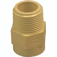 Genova 50407 C Pvc 3/4 Inch Male Adapter