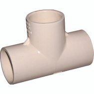 Charlotte Pipe 51405 1/2 CPVC Tee
