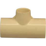 Charlotte Pipe 51471 3/4 By 3/4 By 1/2 Cpvc Tee