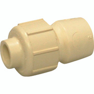 Genova 53010 Genogrip C Pvc 1/2 By 3/8 Inch Adapter