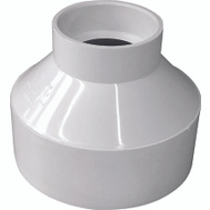 Ipex Canplas 193025 4 By 2 Inch Dwv Reducing Coupling