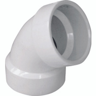 Genova 70915 1-1/2 Inch 60 Degree Pvc Elbow