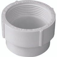 Ipex Canplas 193703S 3 Inch Fitting Clean Out Adapter
