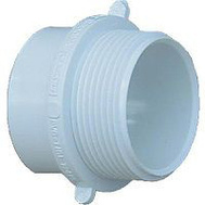 Genova 72420 Adapter Fitting Mpt Pvc 2In