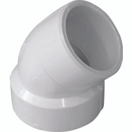 Genova 72715 1-1/2 Inch Dwv 45 Degree Street Elbow
