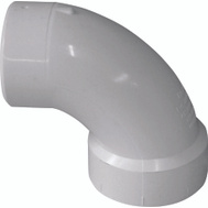 Genova 72946 4 Inch 90 Degree Sanitary Street Elbow