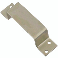 National Hardware N235-291 Closed Bar Holder For 2 By 4 Lumber 6-3/8 Inch By 1-1/2 Inch Zinc Plated Steel