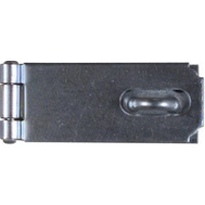 National Hardware N102-145 Safety Hasp 2-1/2 Inch Zinc Plated Steel