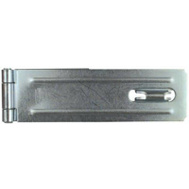 National Hardware N102-459 Safety Hasp 6 Inch Zinc Plated Steel
