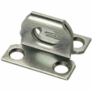 National Hardware N102-574 Safety Hasp Staple Only 1 Inch By 7/8 Inch Zinc Plated Steel