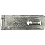 National Hardware N102-764 S755-075 Safety Hasp 4-1/2 Inch Galvanized Steel