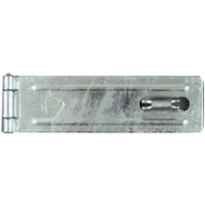 National Hardware N102-780 Safety Hasp 6 Inch Galvanized Steel