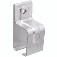 National Hardware N104-331 N104-349 N261-511+LAG Single Box Rail Bracket With Lag Galvanized Steel