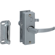 National Hardware N107-797 Screen/Storm Door Latch Die Cast Aluminum Color
