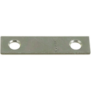 National Hardware N272-716 2 By 1/2 Inch Zinc Mending Plate