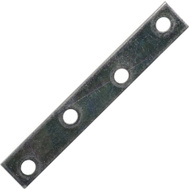 National Hardware N272-732 4 By 5/8 Inch Zinc Mending Plate