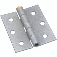 National Hardware N115-576 Screen Door Hinges 3 By 2-1/2 Inch Galvanized Plated 2 Pack