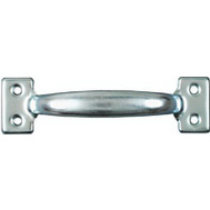 National Hardware N116-715 S751-320 Door And Utility Pull 6-1/2 By 1-3/4 Inch Zinc Plated Steel