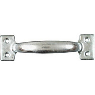 National Hardware S751-325 N116-731 Door And Utility Pull 6-1/2 By 1-3/4 Inch Galvanized Steel