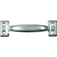 National Hardware N116-855 Door And Utility Pull 5-3/4 By 1-1/2 Inch Zinc Plated Steel