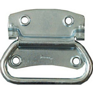 National Hardware N117-002 Chest Handle 3-1/2 Inch Zinc Plated Steel