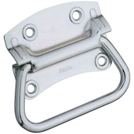 National Hardware N117-077 Chest Handle 4 Inch Zinc Plated Steel