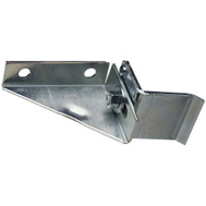 National Hardware N131-458 Adjustable Wall Mount Door Bumper Zinc