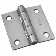 National Hardware N139-659 2 Inch Broad Utility Hinge Square Corner