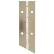 National Hardware N148-486 Continuous Hinge 1-1/2 By 72 Inch Nickel Plated Steel