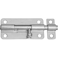 National Hardware N151-654 Barrel Bolt 4 Inch Zinc Plated Steel