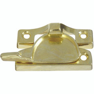 National Hardware N170-779 Sash Lock Bright Brass