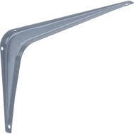 National Hardware N171-066 Utility Shelf Bracket 6 By 8 Inch Gray