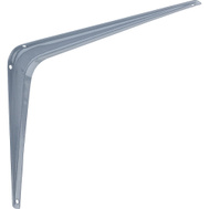 National Hardware N171-074 N218-628 Utility Shelf Bracket 8 By 10 Inch Gray