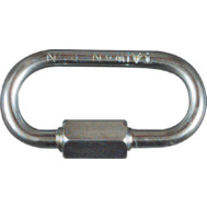 National Hardware N223-024 Quick Link 1/4 Inch Zinc Plated Steel