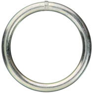 National Hardware N223-156 Welded Ring #2 By 2 Inch Zinc Plated Steel