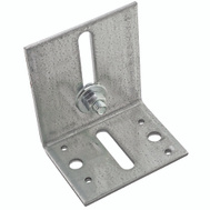 National Hardware N173-708 Guide Rail Bracket Galvanized