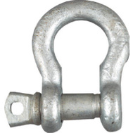 National Hardware N223-693 Anchor Shackle And Pin 1/2 Inch Galvanized Forged Steel