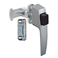 National Hardware N178-400 Push Button Latch Aluminum