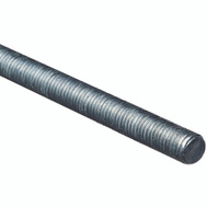 National Hardware N179-549 Threaded Steel Rod 5/8 Inch Zinc Plated 11 TPI By 36 Inch Zinc Plated
